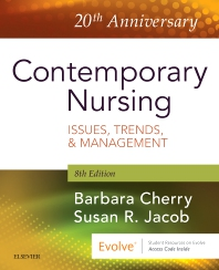 Cover image for Contemporary Nursing