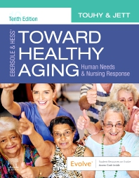 Cover image for Ebersole & Hess' Toward Healthy Aging