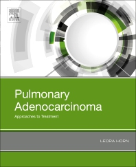 Cover image for Pulmonary Adenocarcinoma: Approaches to Treatment