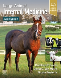 Cover image for Large Animal Internal Medicine