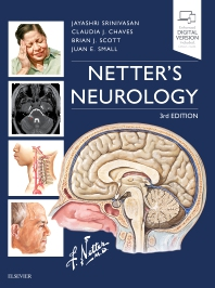 Netter's Neurology - 3rd Edition - ISBN: 9780323554763, 9780323554794