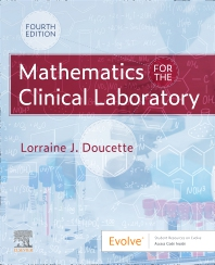 Cover image for Mathematics for the Clinical Laboratory