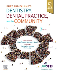 Cover image for Burt and Eklund's Dentistry, Dental Practice, and the Community