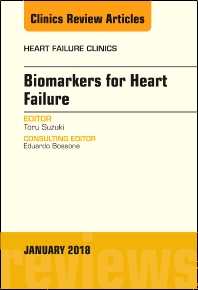 Cover image for Biomarkers for Heart Failure, An Issue of Heart Failure Clinics