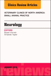 Cover image for Neurology, An Issue of Veterinary Clinics of North America: Small Animal Practice