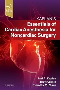 Cover image for Essentials of Cardiac Anesthesia for Noncardiac Surgery