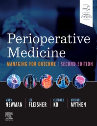 Cover image for Perioperative Medicine