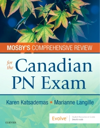 Cover image for Mosby's Comprehensive Review for the Canadian PN Exam