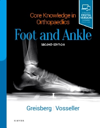 Cover image for Core Knowledge in Orthopaedics: Foot and Ankle
