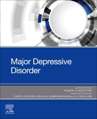Major Depressive Disorder - 1st Edition - ISBN: 9780323581318, 9780323581325