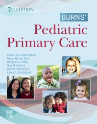 Cover image for Burns' Pediatric Primary Care