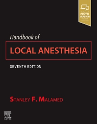 Cover image for Handbook of Local Anesthesia