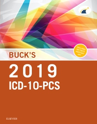 Cover image for Buck's 2019 ICD-10-PCS