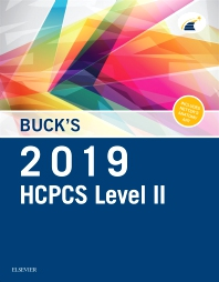 Cover image for Buck's 2019 HCPCS Level II