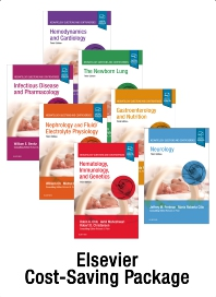 Neonatology: Questions and Controversies Series 7-volume Series Package - 3rd Edition - ISBN: 9780323582889