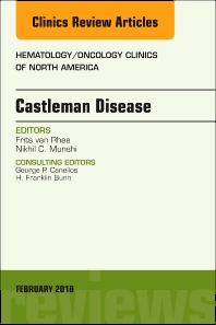 Cover image for Castleman Disease, An Issue of Hematology/Oncology Clinics