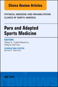 Cover image for Para and Adapted Sports Medicine, An Issue of Physical Medicine and Rehabilitation Clinics of North America