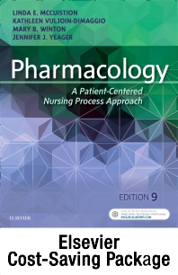 Pharmacology Online for Pharmacology (Retail Access Card and Textbook Package) - 9th Edition - ISBN: 9780323583886