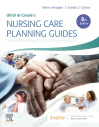 Cover image for Ulrich & Canale's Nursing Care Planning Guides