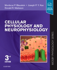 Cover image for Cellular Physiology and Neurophysiology