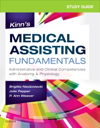 Cover image for Study Guide for Kinn's Medical Assisting Fundamentals