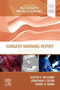 Book Series: Surgery Morning Report: Beyond the Pearls