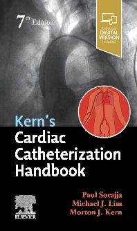 Cover image for Kern's Cardiac Catheterization Handbook