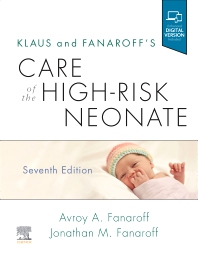Cover image for Klaus and Fanaroff's Care of the High-Risk Neonate