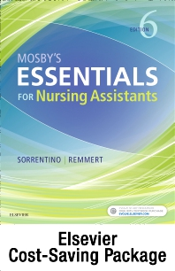 Cover image for Mosby's Essentials for Nursing Assistants - Text and Clinical Skills package