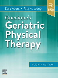Cover image for Guccione's Geriatric Physical Therapy