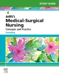 Cover image for Study Guide for deWit's Medical-Surgical Nursing