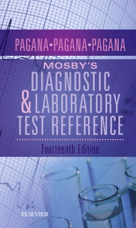 Cover image for Mosby's Diagnostic and Laboratory Test Reference