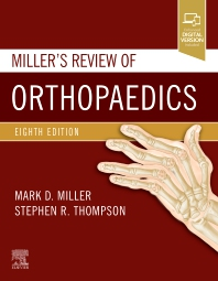 Cover image for Miller's Review of Orthopaedics