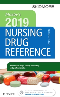 Cover image for Mosby's 2019 Nursing Drug Reference