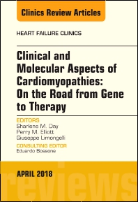Cover image for Clinical and Molecular Aspects of Cardiomyopathies: On the road from gene to therapy, An Issue of Heart Failure Clinics