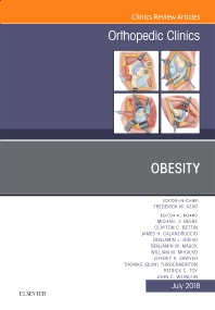 Cover image for Obesity, An Issue of Orthopedic Clinics