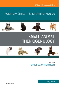 Cover image for Theriogenology, An Issue of Veterinary Clinics of North America: Small Animal Practice
