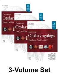 Cover image for Cummings Otolaryngology