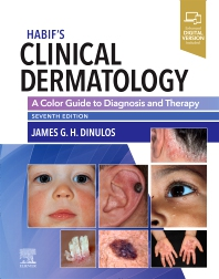 Cover image for Habif's Clinical Dermatology