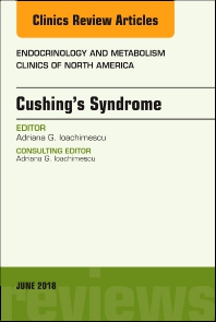 Cover image for Cushing's Syndrome, An Issue of Endocrinology and Metabolism Clinics of North America