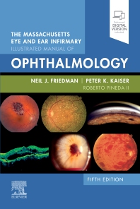 The Massachusetts Eye and Ear Infirmary Illustrated Manual of Ophthalmology  - 5th Edition - ISBN: 9780323613323, 9780323613330
