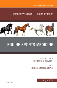 Cover image for Equine Sports Medicine, An Issue of Veterinary Clinics of North America: Equine Practice
