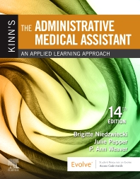 Kinn's The Administrative Medical Assistant - 14th Edition - ISBN: 9780323613651, 9780323613668