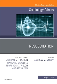 Cover image for Resuscitation, An Issue of Cardiology Clinics