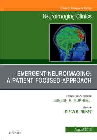 Cover image for Emergent Neuroimaging: A Patient Focused Approach, An Issue of Neuroimaging Clinics of North America