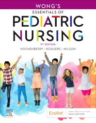 Cover image for Wong's Essentials of Pediatric Nursing