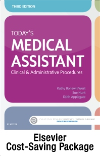 Today's Medical Assistant - Book, Study Guide, and SimChart for the Medical Office 2018 Edition Package - 3rd Edition - ISBN: 9780323624886