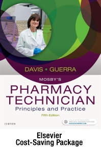 Mosby's Pharmacy Technician - Text and Workbook/Lab Manual Package - 5th Edition - ISBN: 9780323636308