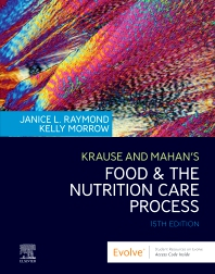 Cover image for Krause and Mahan's Food & the Nutrition Care Process