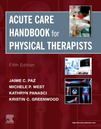 Cover image for Acute Care Handbook for Physical Therapists